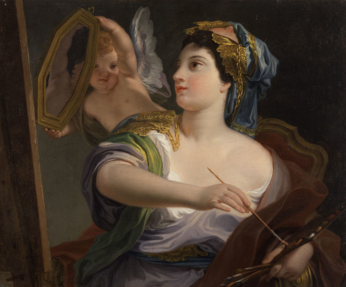 Mirrors have been used for many centuries for beauty and other purposes.