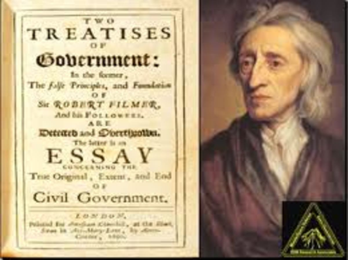 John Locke's Theory of Social Contract