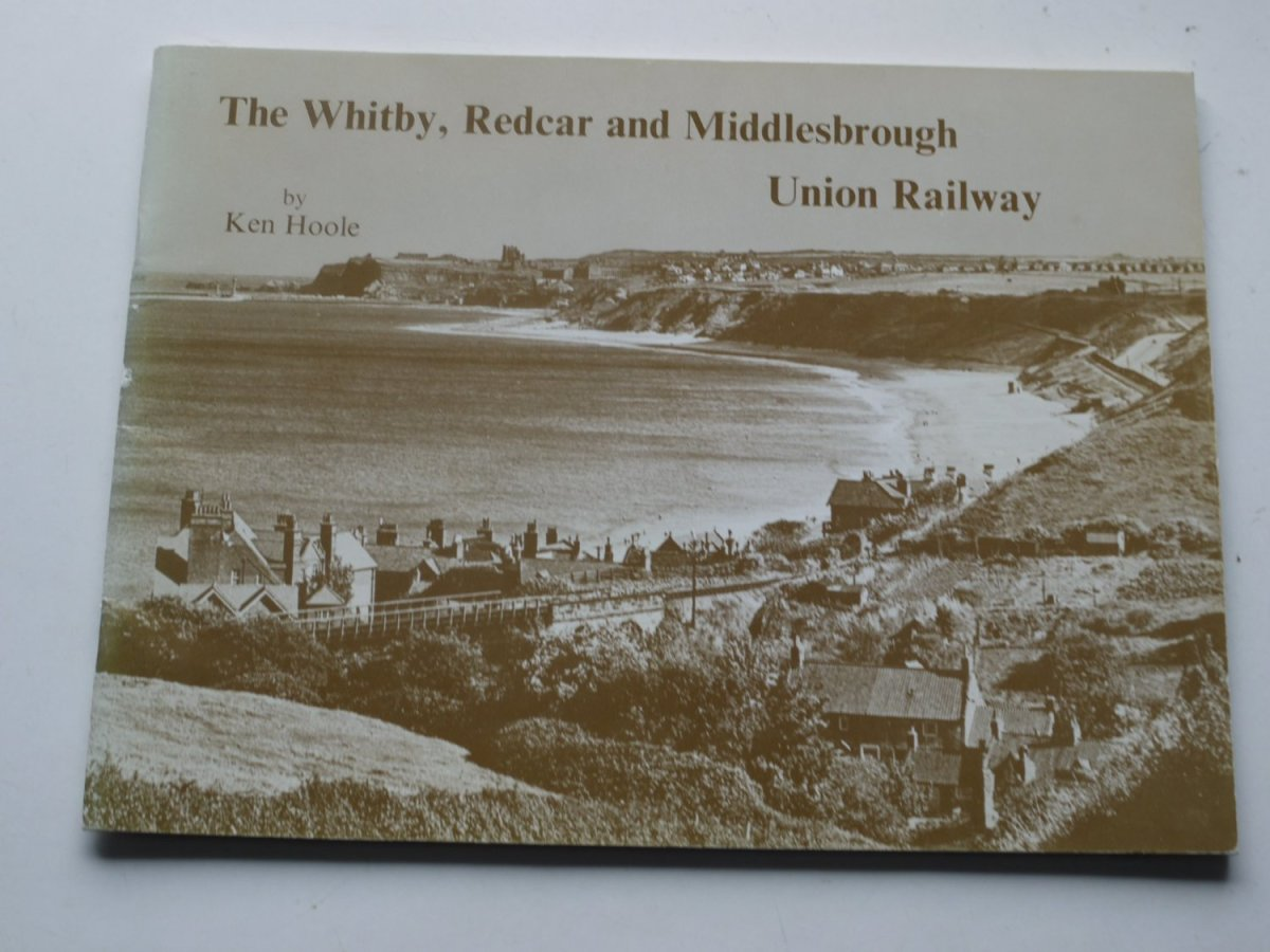 A short but comprehensive  paperback history of the line, the Whitby, Redcar & Middlesbrough Union Railway (WR&MUR), a grand title for the line that extended from Loftus to Whitby via West Cliff Station and Prospect Hill - I  have a copy on my shelf