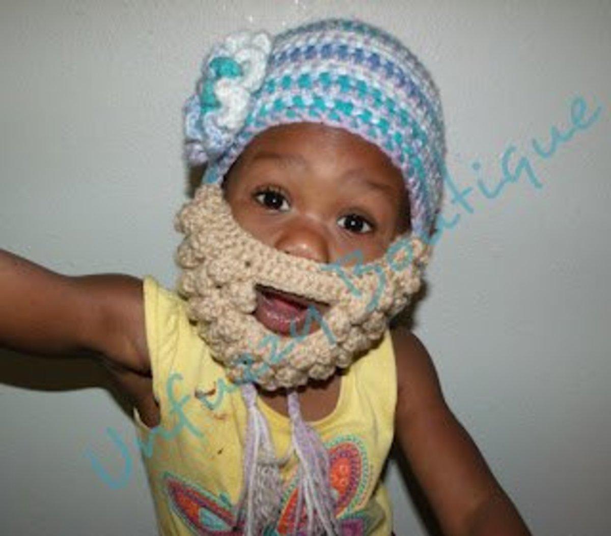 Detachable Beard