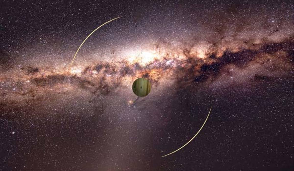 Astronomers have known for some time about MAssive Compact Halo Objects (MACHOS) at the edge of the galaxy that are capable of bending starlight.