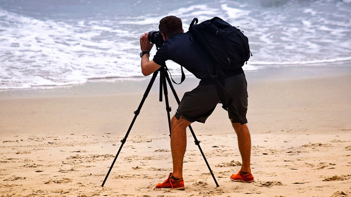 Protecting Your Camera From Sand, Salt, and Humidity