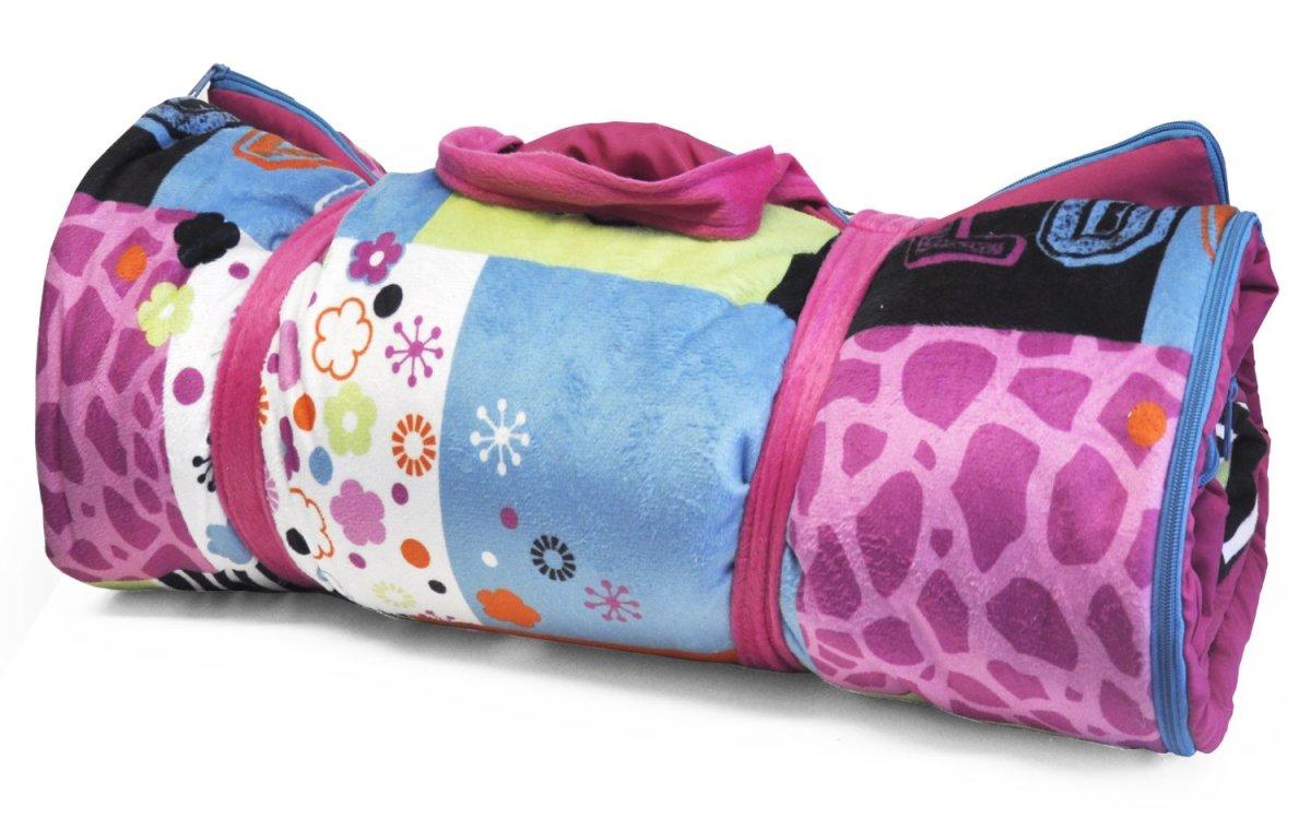 Sleepover Sleeping Bag For Girls