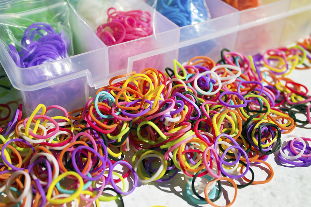 Rubber Loom Bands