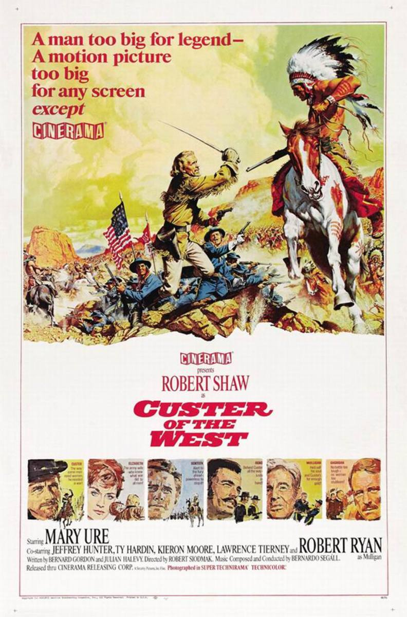 Custer of the West (1966)