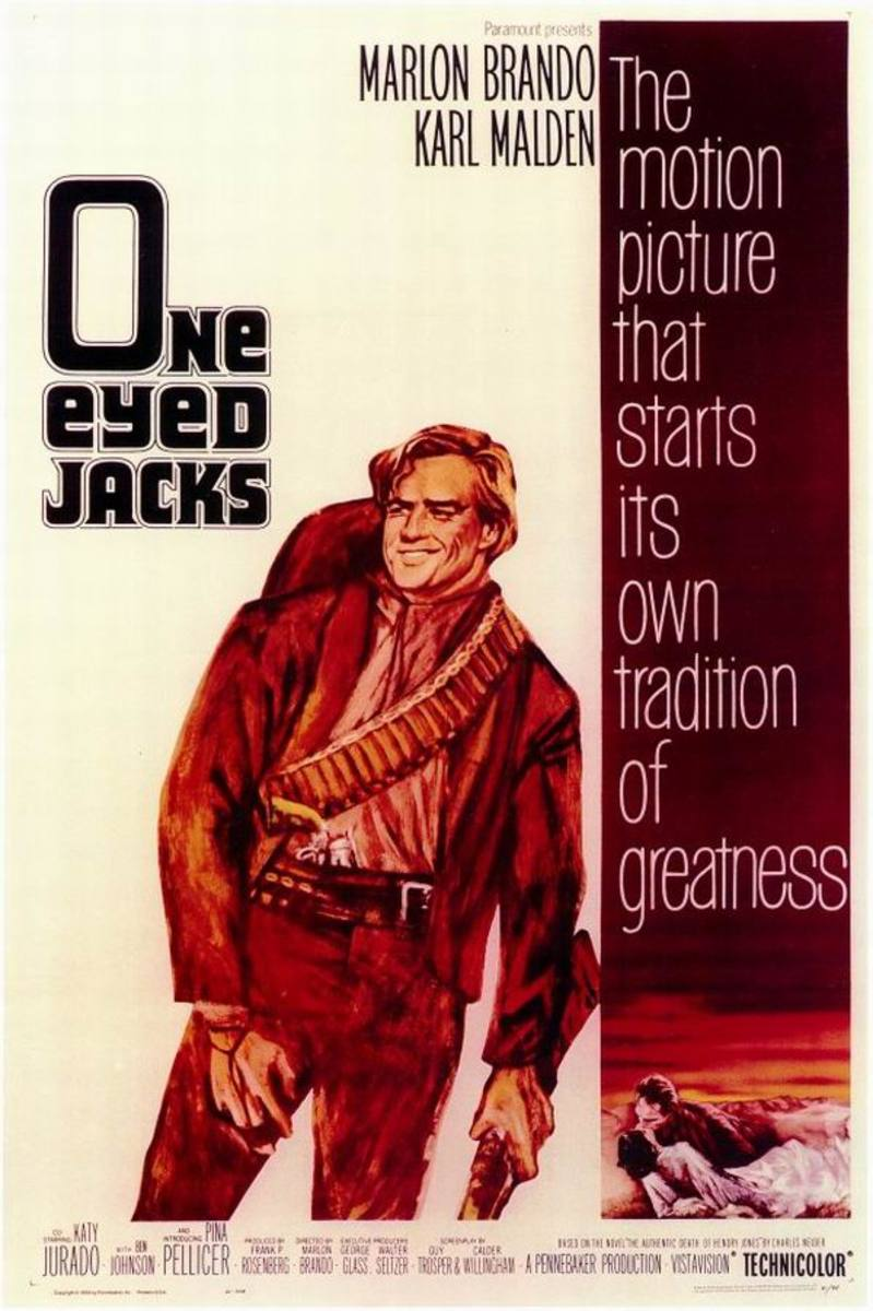 One Eyed Jacks (1961)