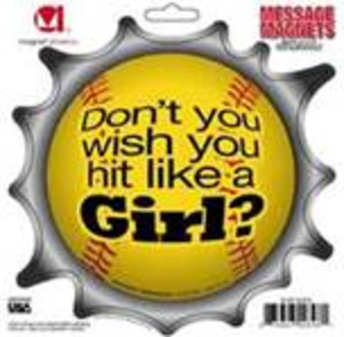 Fast Pitch Softball -When It Was A Game.... For Men