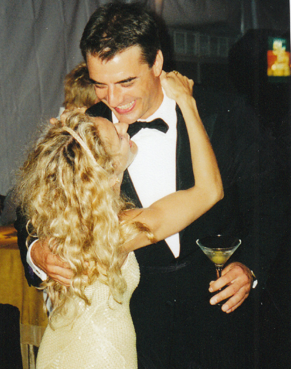 """Actor Chris Noth was known for his looks and his flaws when he played the heroic role of """"Mr. Big"""" on the HBO series """"Sex and the City."""""""