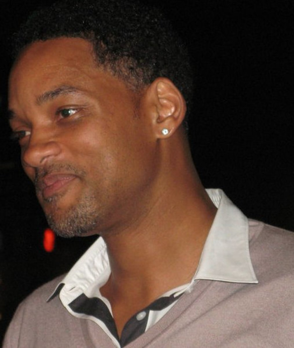 "Actor Will Smith has portrayed real, fictional but realistic, and also ""comic book"" style heroes."
