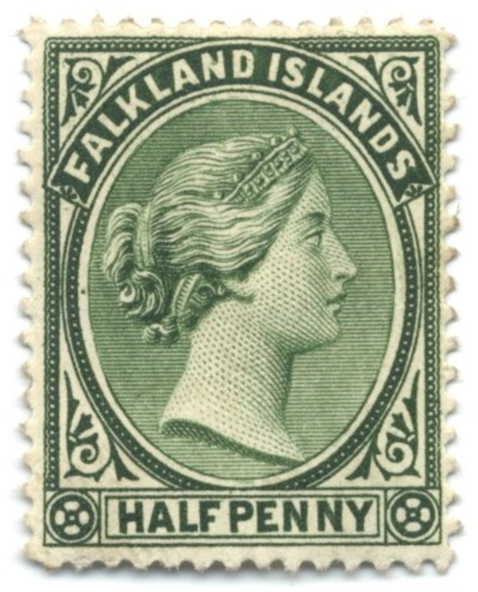 Collectors of Rare Stamps