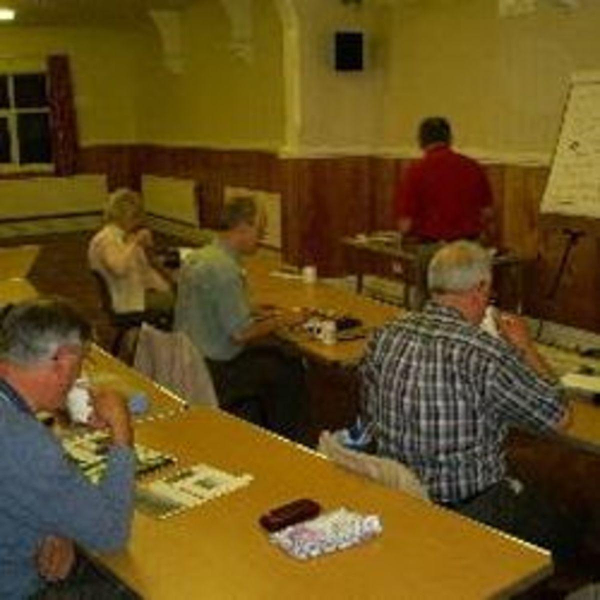 art group tutorial, viable with increased membership