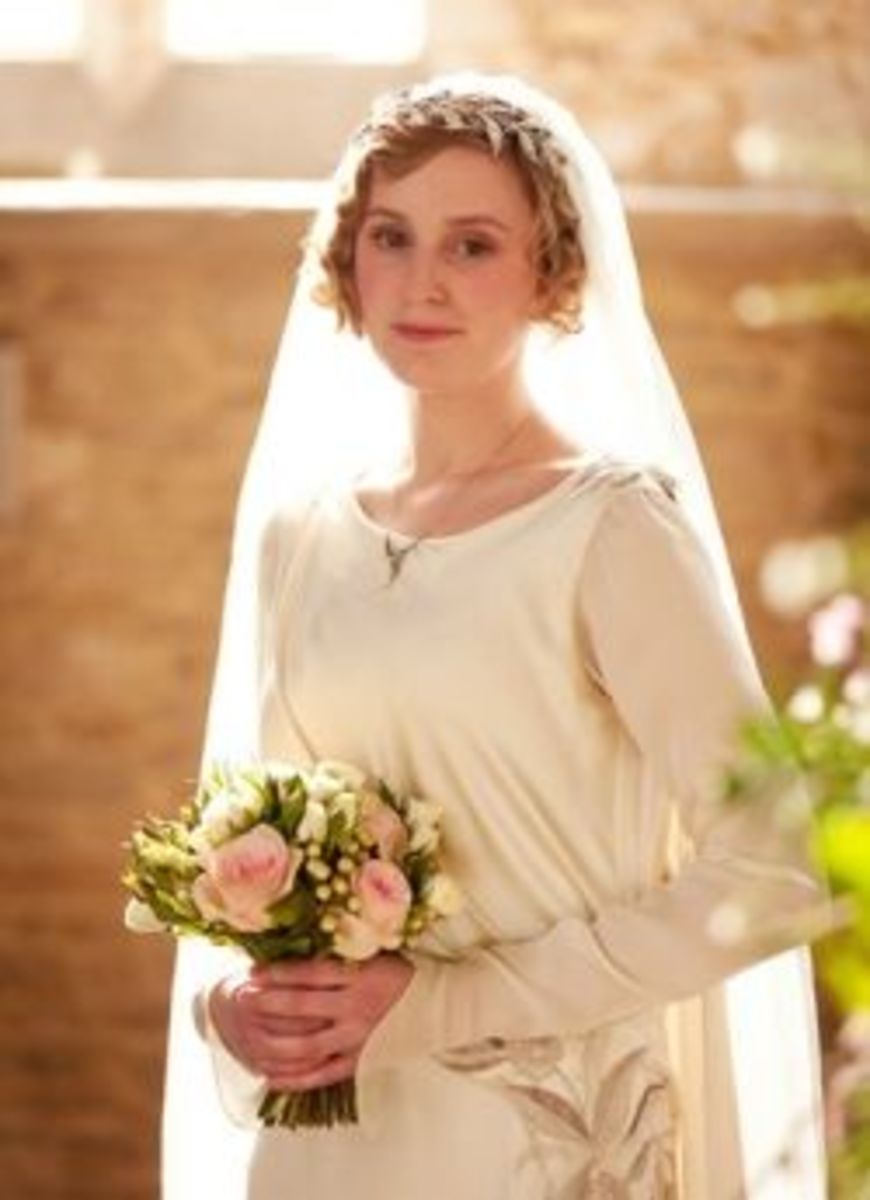 Laura Carmichael as Lady Edith Crawley