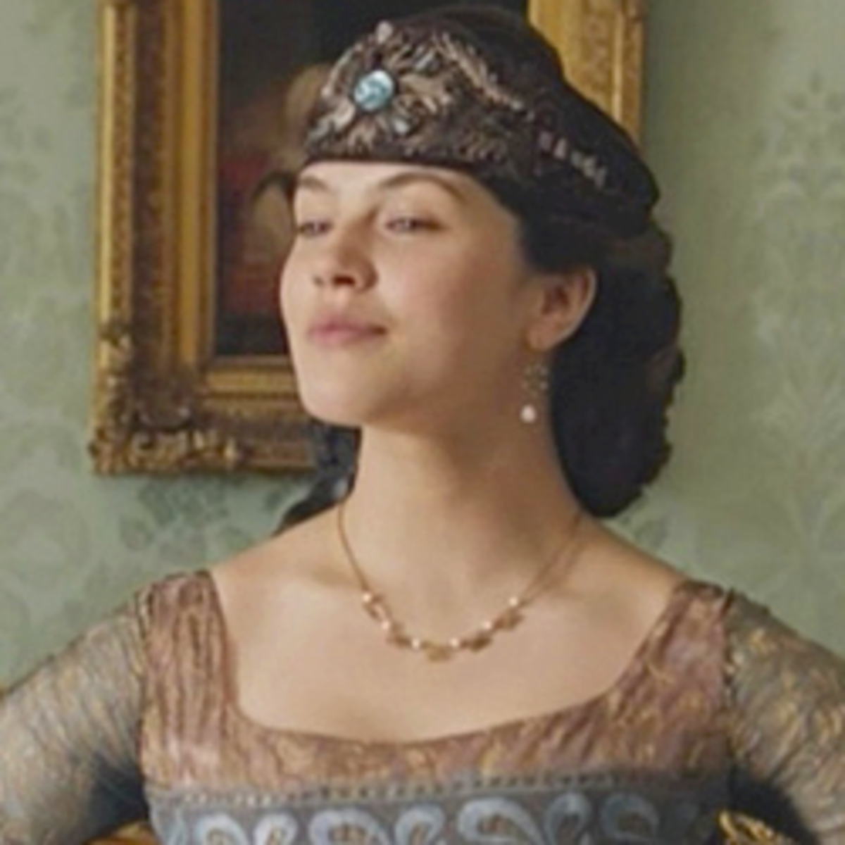 Top Ten Costumes in Downton Abbey