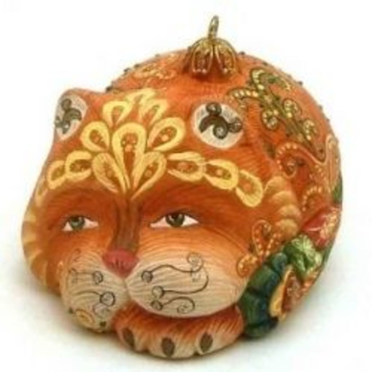 Cat Ornament Christmas