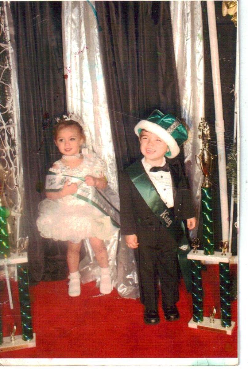 My grandkids love pageants.