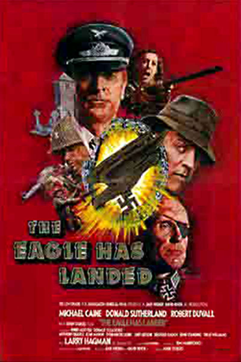 Film Review - The Eagle has Landed (1976)
