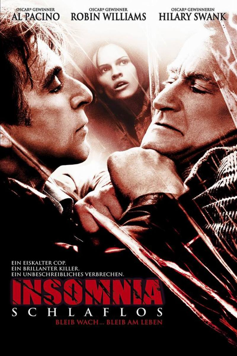 Insomnia (2002) German poster