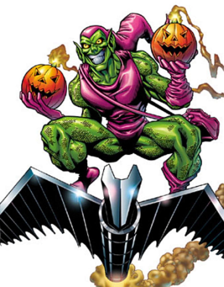Norman Osborn Green Goblin