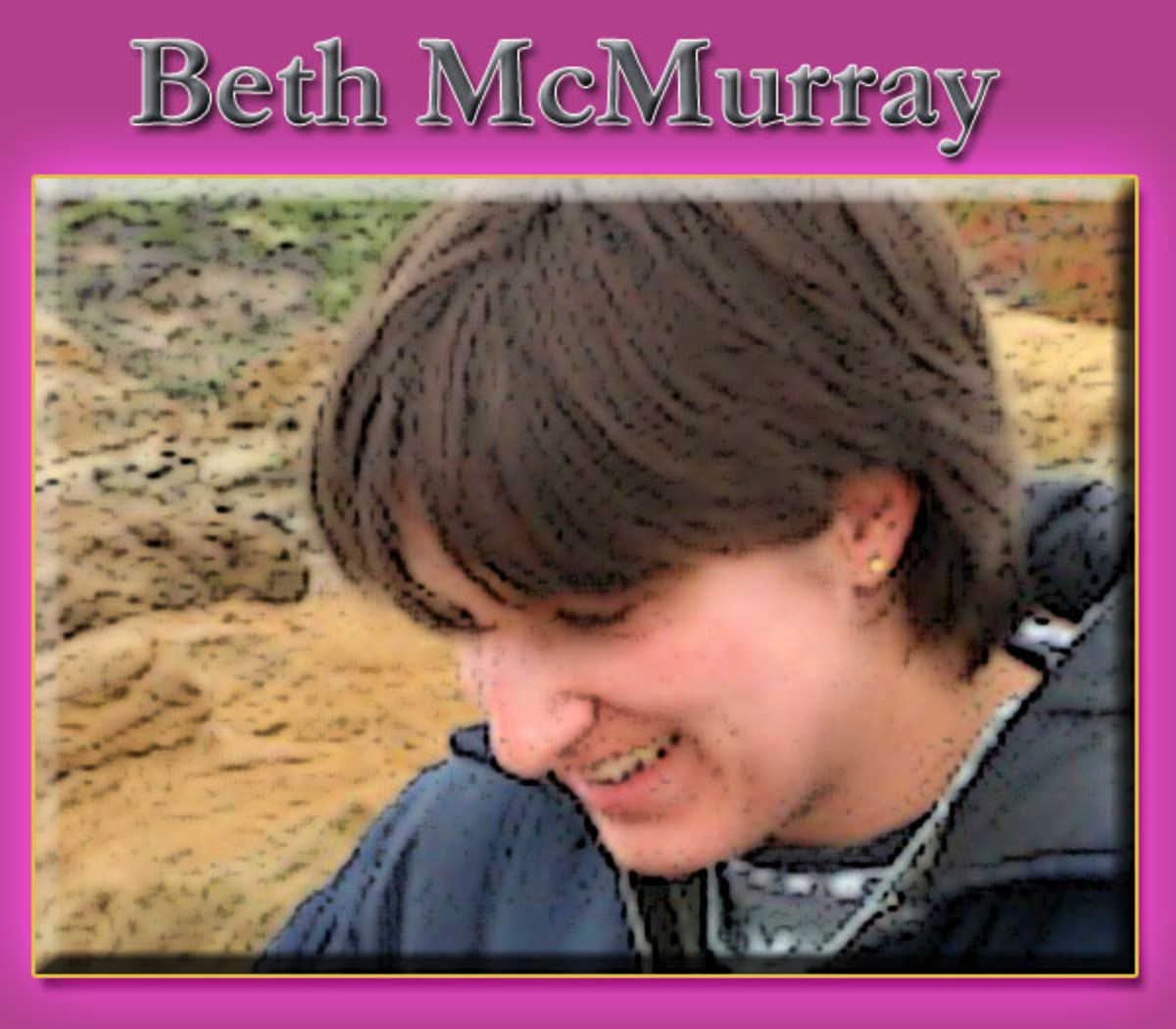 Children's Book author Beth McMurray