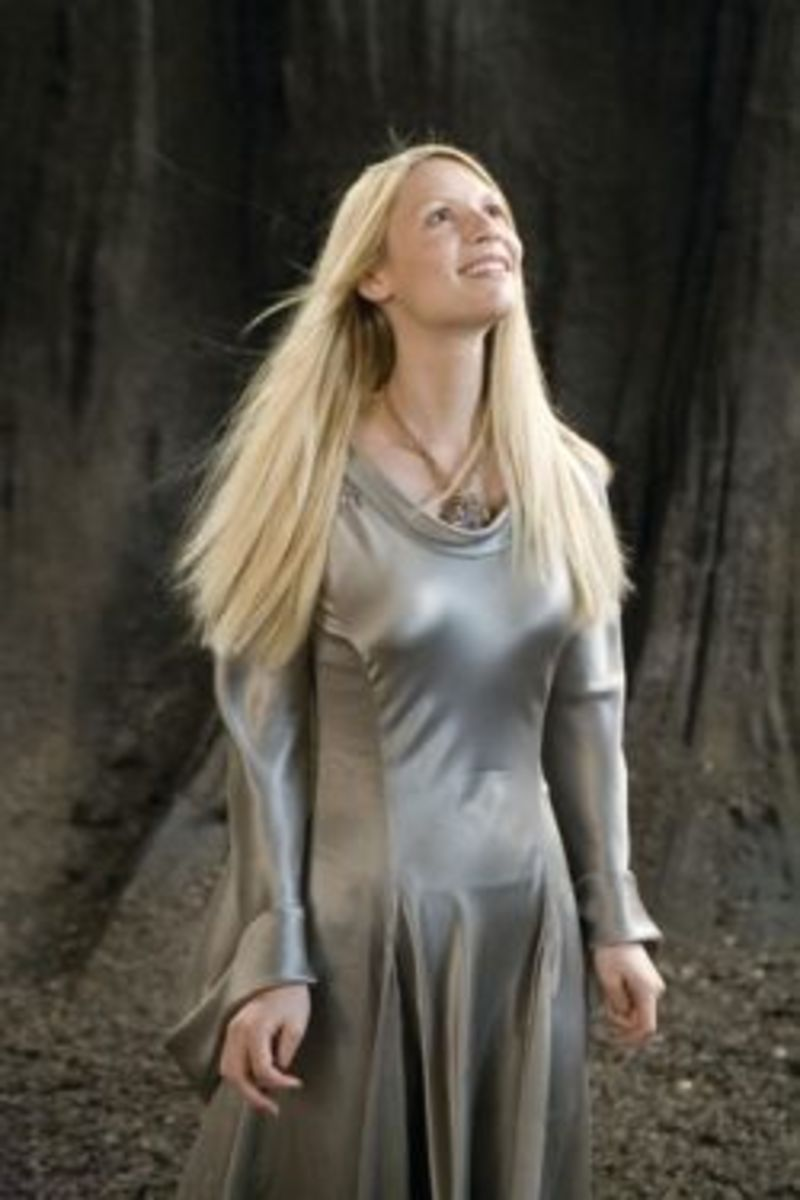 Claire danes as Yvaine from Stardust