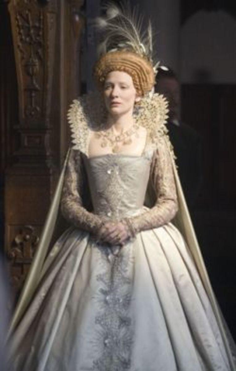 Cate Blanchett as Queen Elizabeth I from Elizabeth: The Golden Age