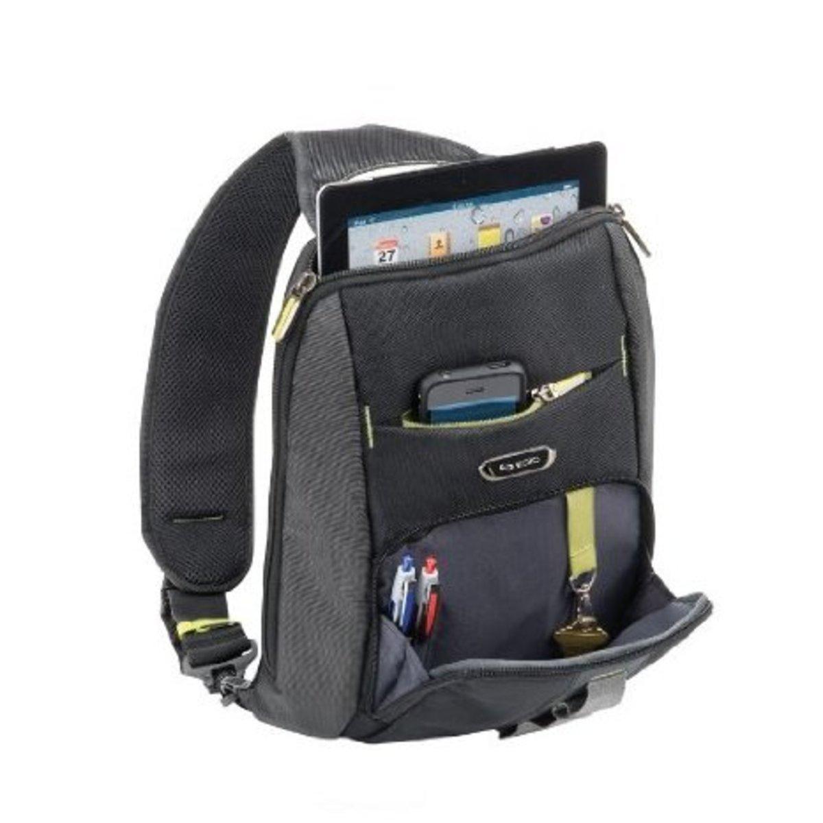 Men's Sling Bag for iPad Mini
