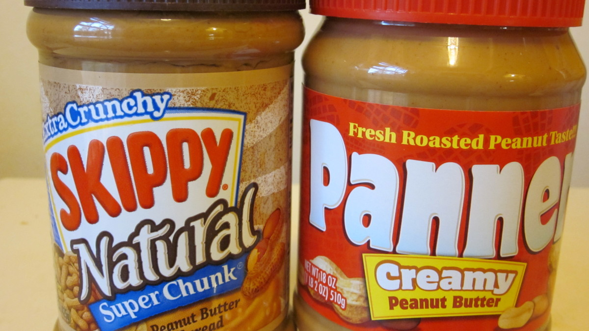 Peanut Butter is Peanut Butter Except for the Price: Skippy Retail Price $2.50/Panner $1.99