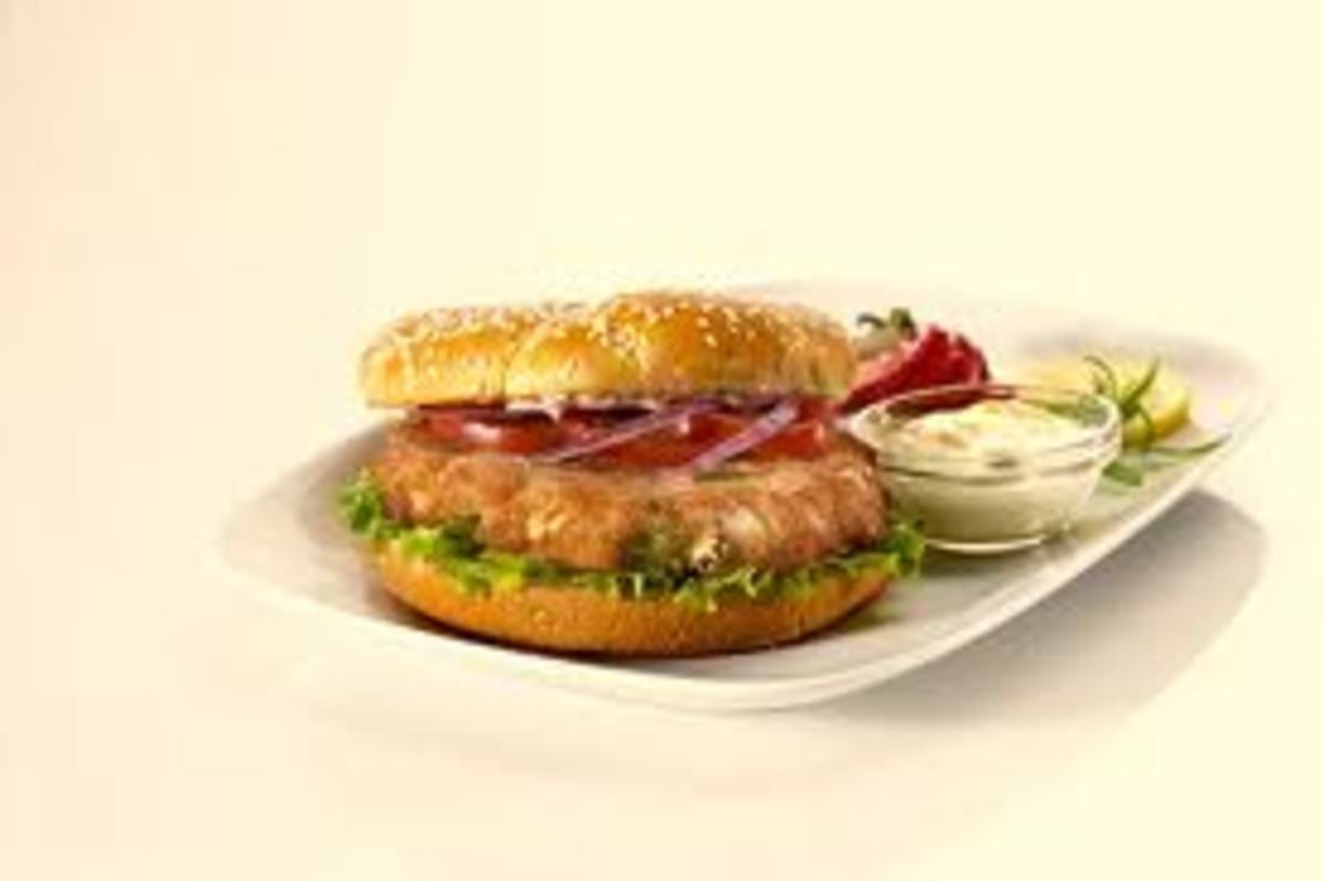 How to Make Fish Mackerel Burgers - Recipe