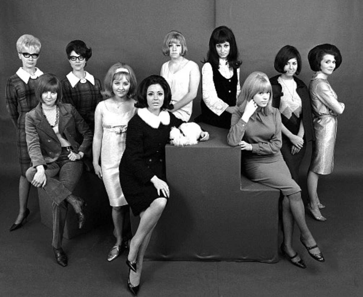 Iconic 60s Girls