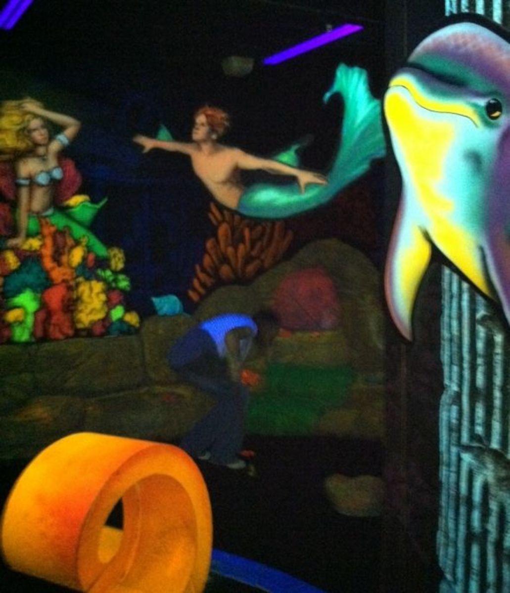 Mermen and mermaids everywhere!