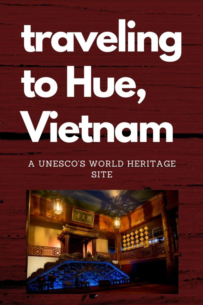 What to do in Hue Vietnam -Travel to Hue
