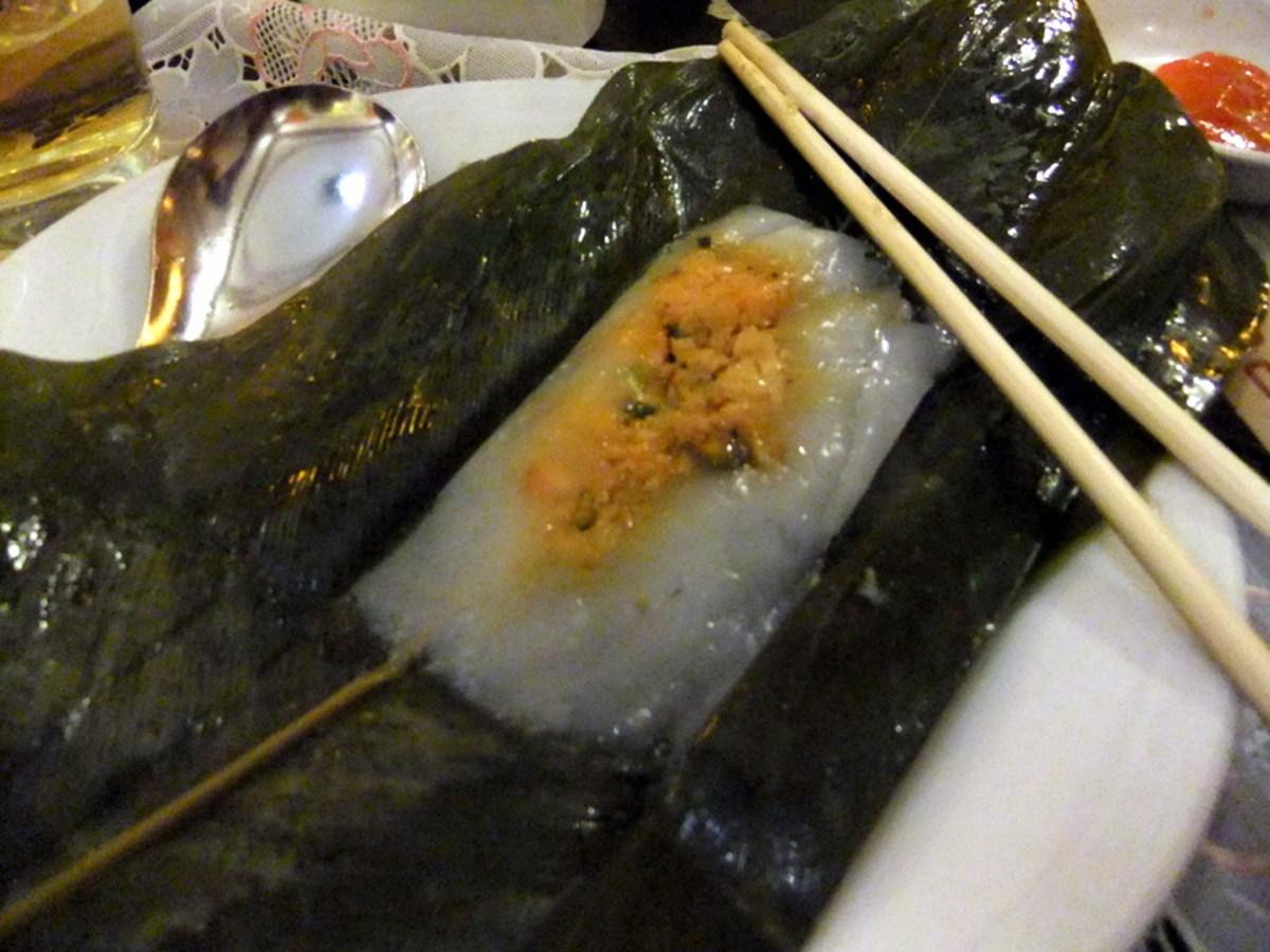 A Vietnamese delicacy