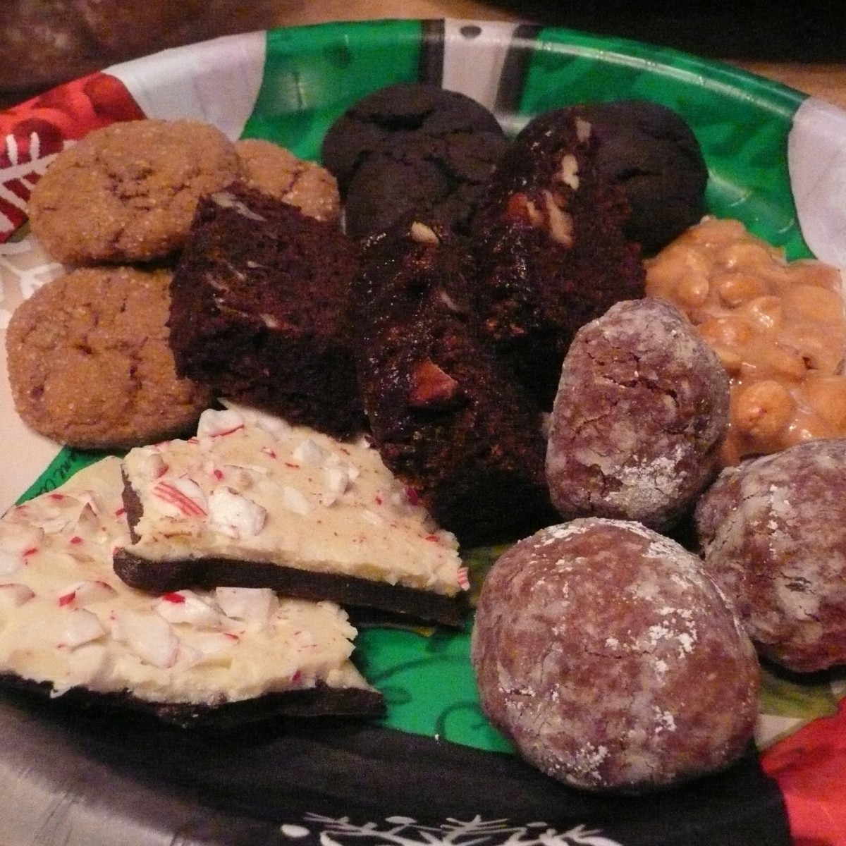 Christmas cookies for the neighbors