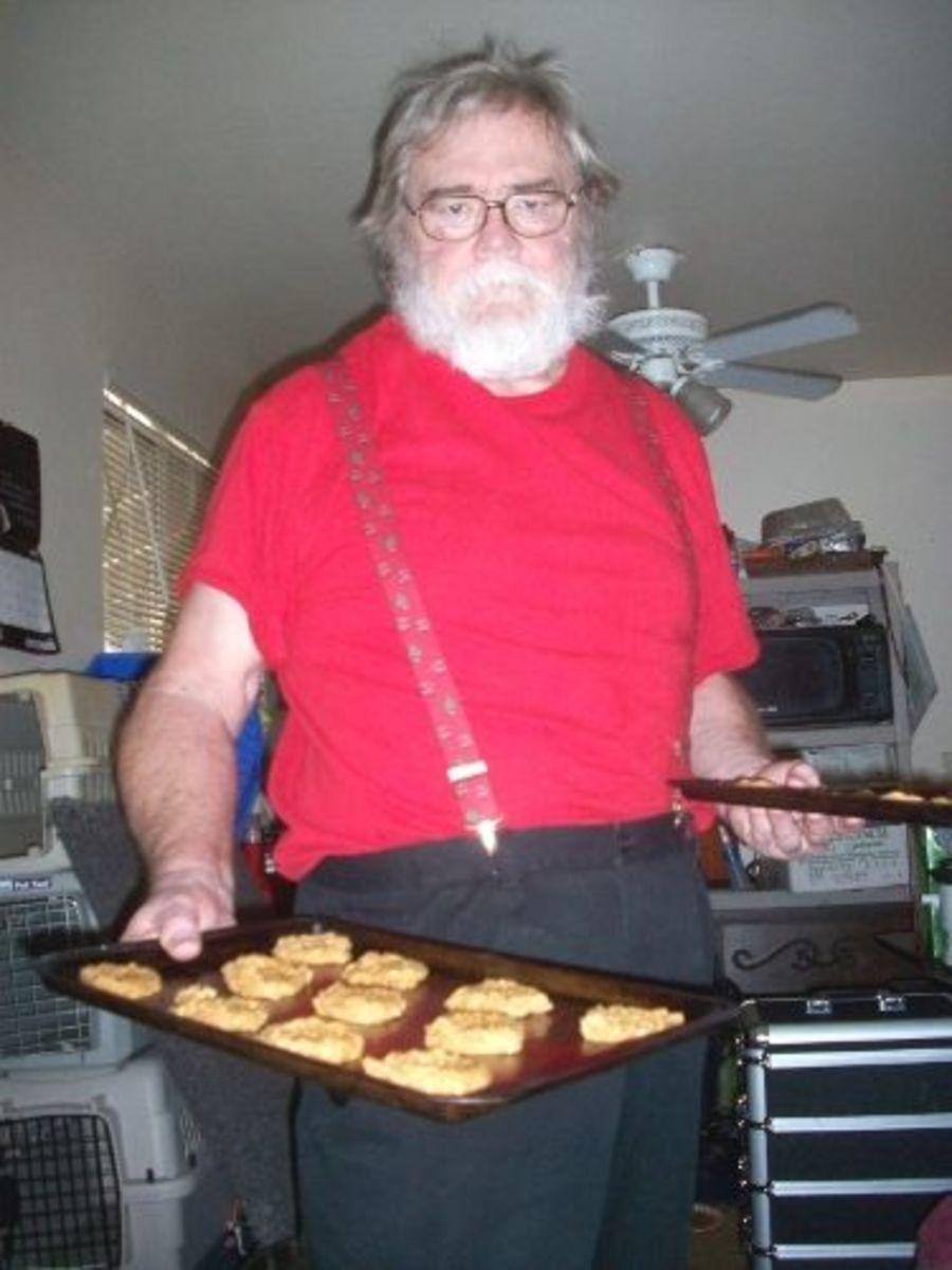 Even Santa loves Christmas Cookies