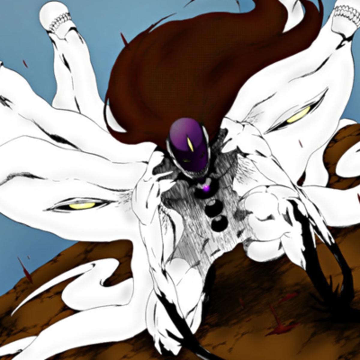 Aizen's final form