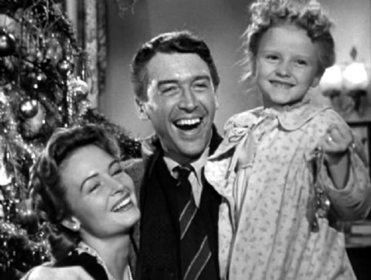 """It's a Wonderful Life"" Wallpapers"