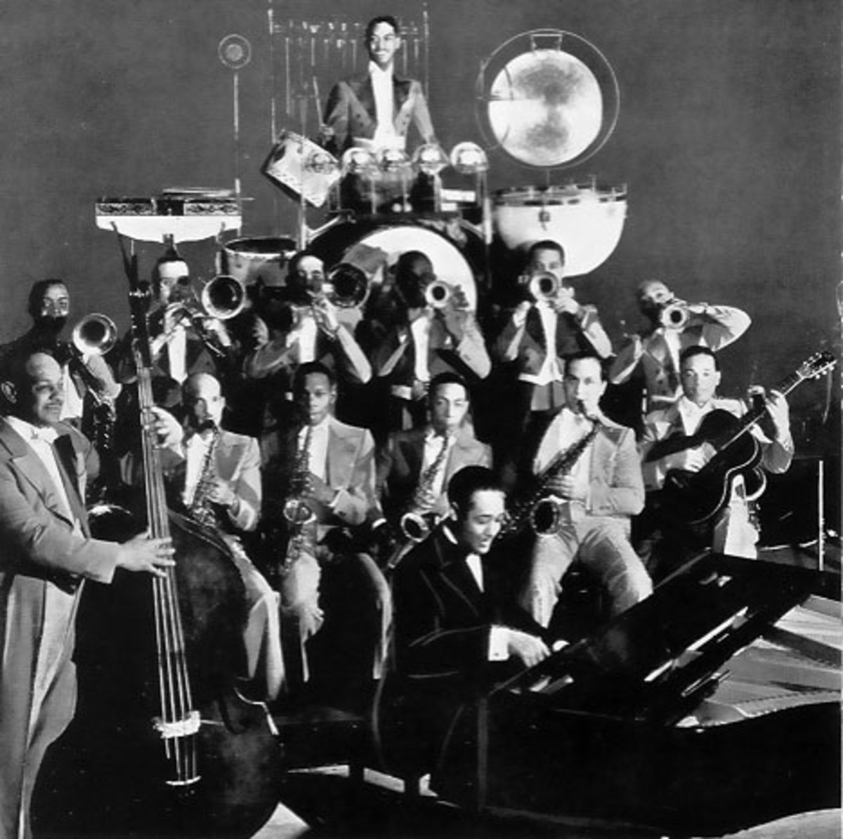Duke Ellington and his famous Big Band/or Orchestra