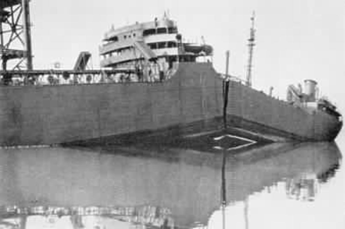 The first World War II Liberty Ships sometimes broke in half while in the North Atlantic.  The cold water made the steel brittle which allowed small fatigue cracks to propagate to failure
