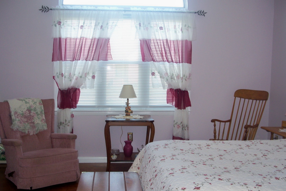 Master Bedroom Decorating A Romantic Bedroom Makeover On A Budget