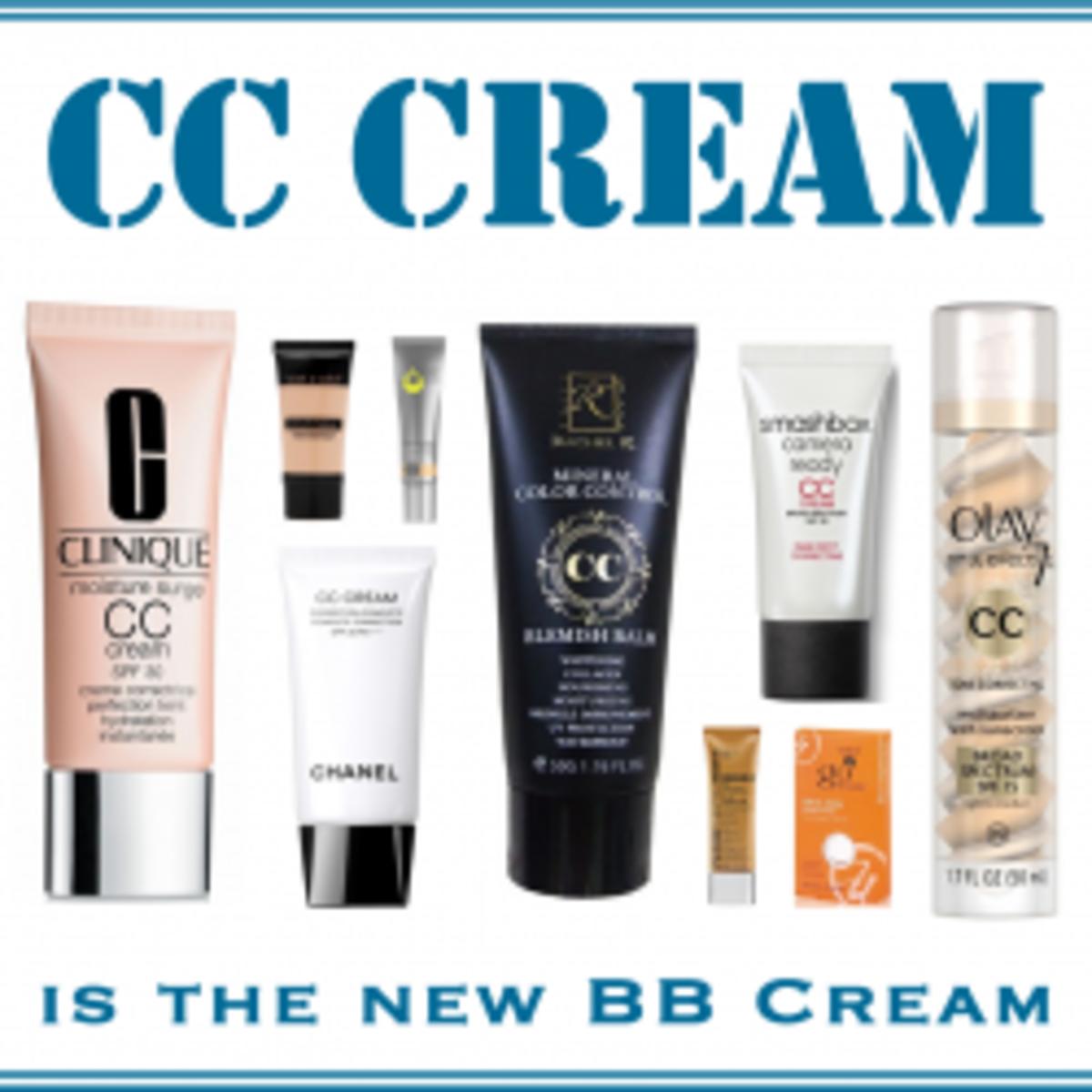 CC Cream is the New BB Cream