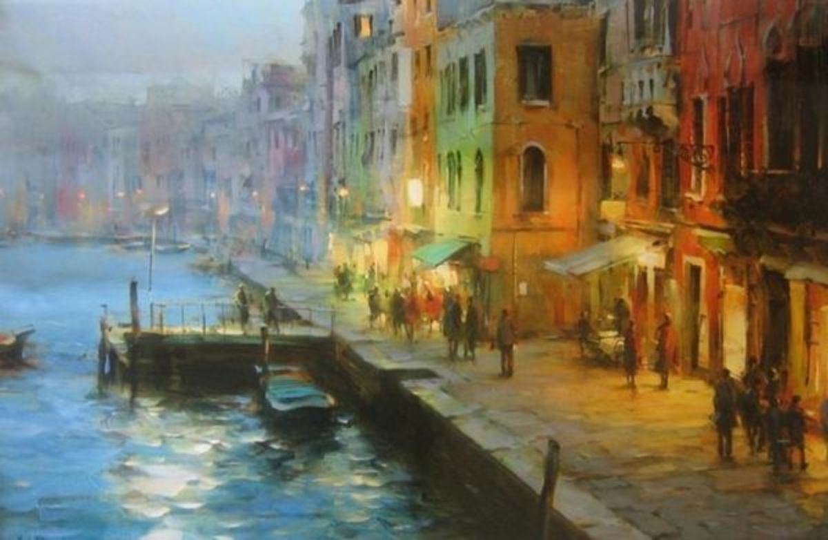 The Natural Artist Dmitri Danish