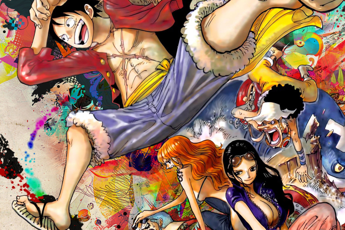 gallery one piece after 2 years luffy