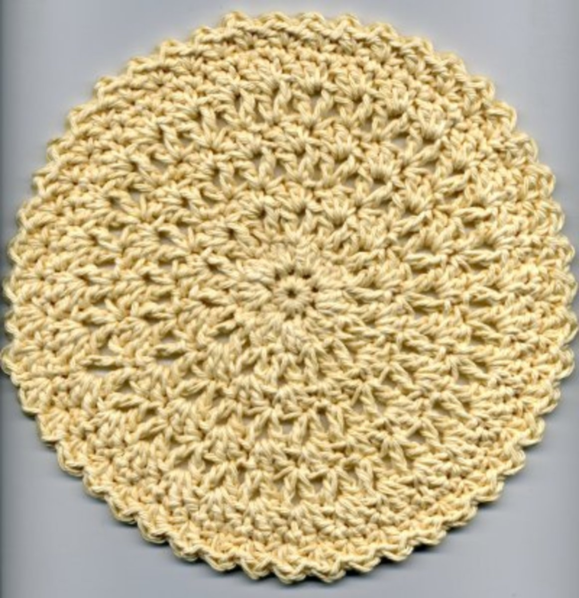 Crochet Dishcloths And Potholders Free Patterns Hubpages