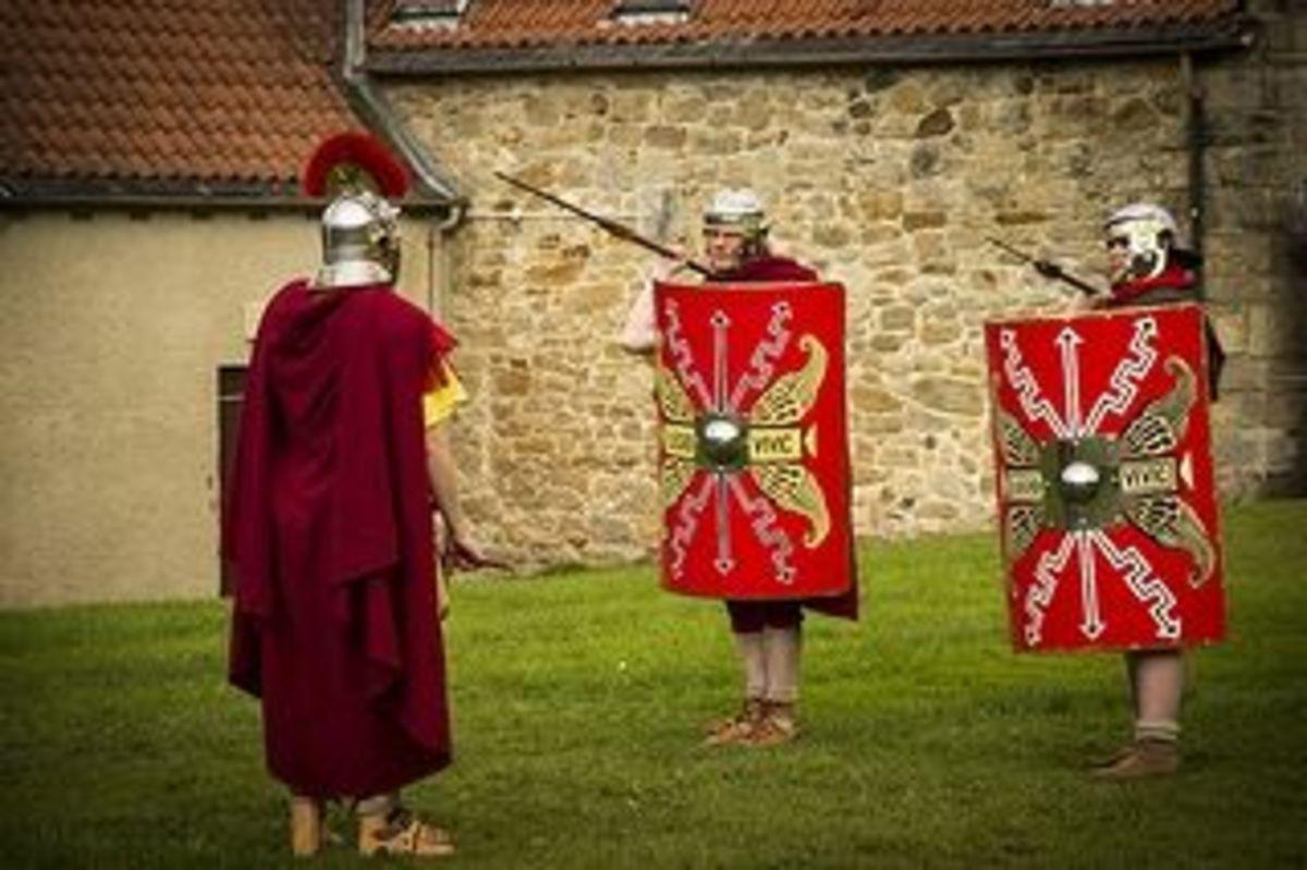 Derby Roman Time