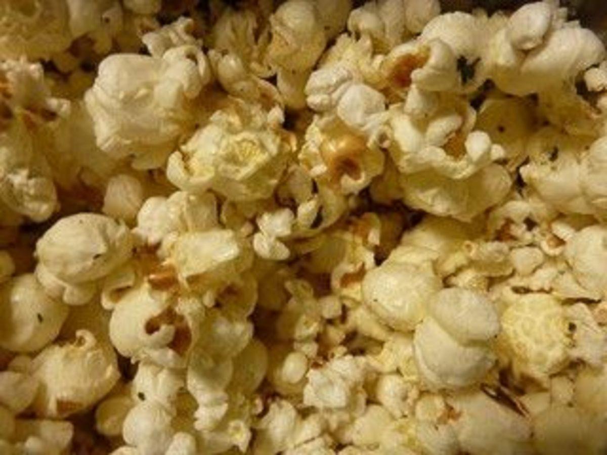 Derby UCI Popcorn