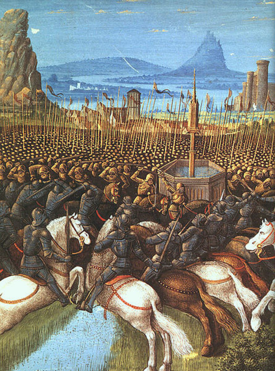 The Crusades: The Battle Of Hattin