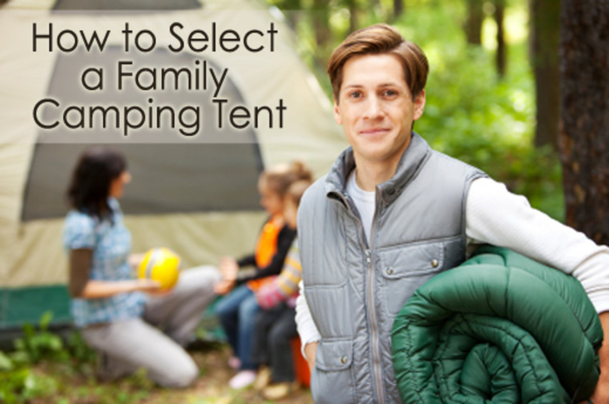 Selecting a Tent for Family Camping