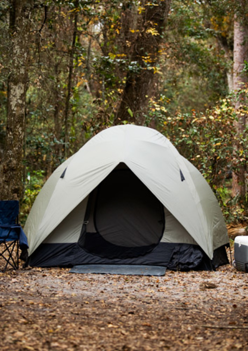 Single Dome Tent