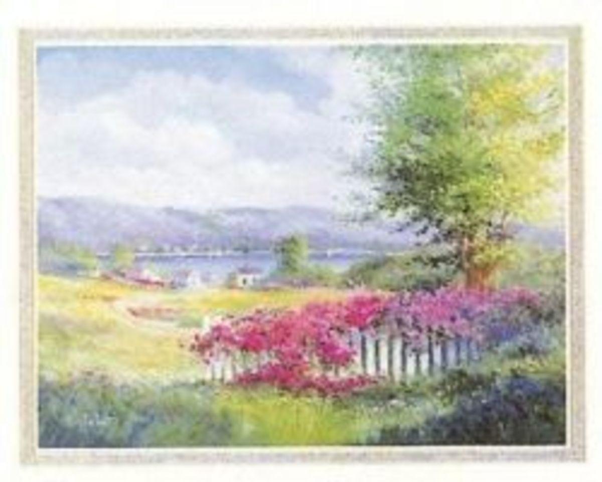 Summer Fields by Nora Debolt