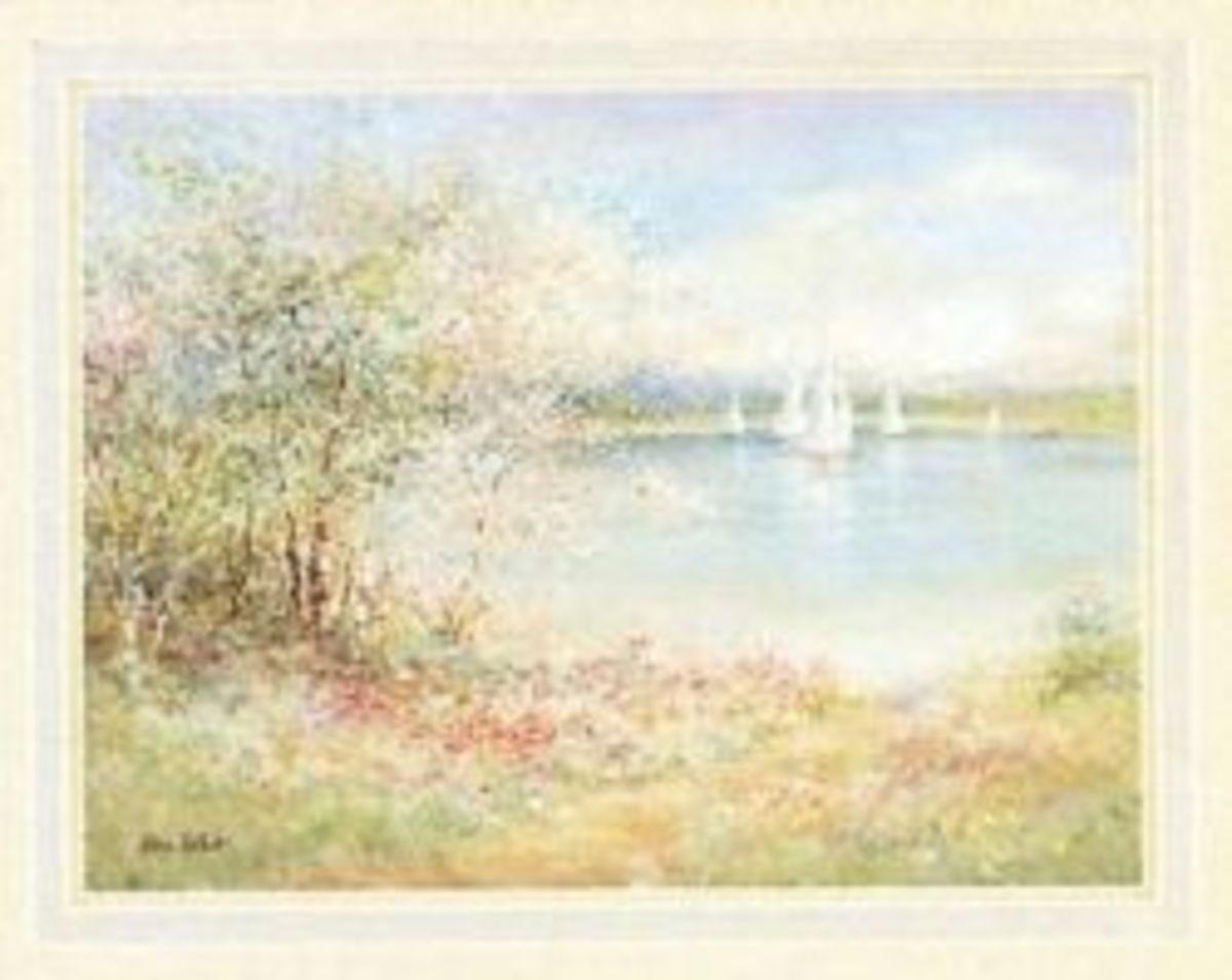 Sailing by Nora Debolt